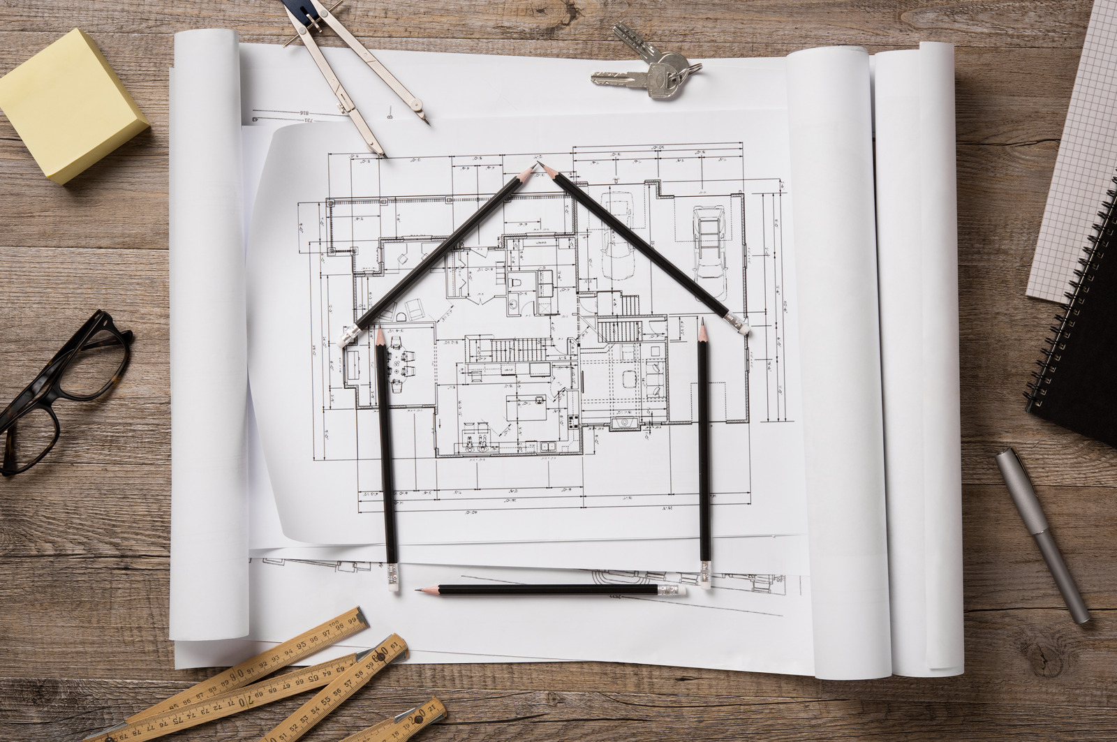 ARCHITECT FIRM, TRIMBLE ARCHITECTS, EXPLAINS HOW TO USE AN ARCHITECT FOR YOUR BUILDING PROJECT