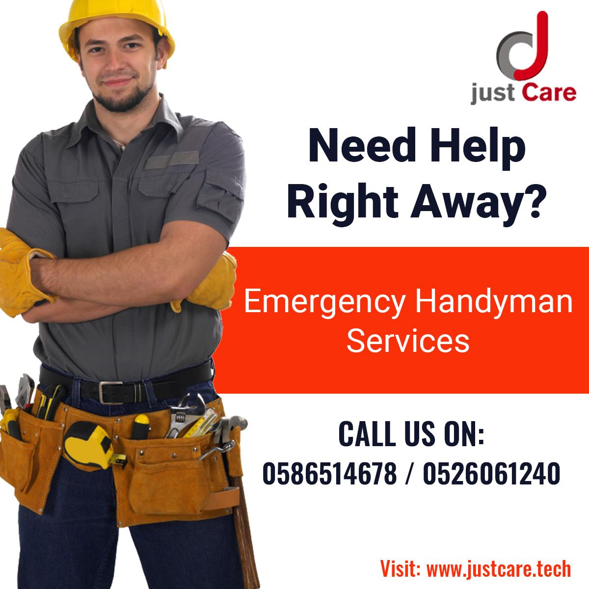 Handyman Services in Dubai @99 AED/Hour | Home Maintenance Company