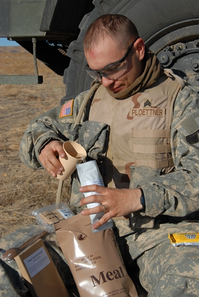 "Nautilus Launches MRE Ready ""BUZZ! Sea Salt"" a Caffeinated Sea Salt for Military Use"