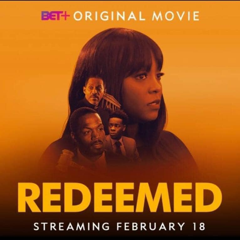 FEMALE FILMMAKING TRIO TACKLES CRIMINAL INJUSTICE AND LOVE IN NEW MOVIE STARRING KEISHA KNIGHT PULLIAM STREAMING FEBRUARY 18TH ON BET+