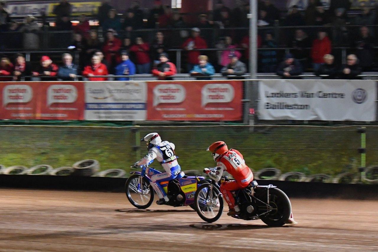Glasgow Tigers Speedway team motors ahead with help of sponsorship