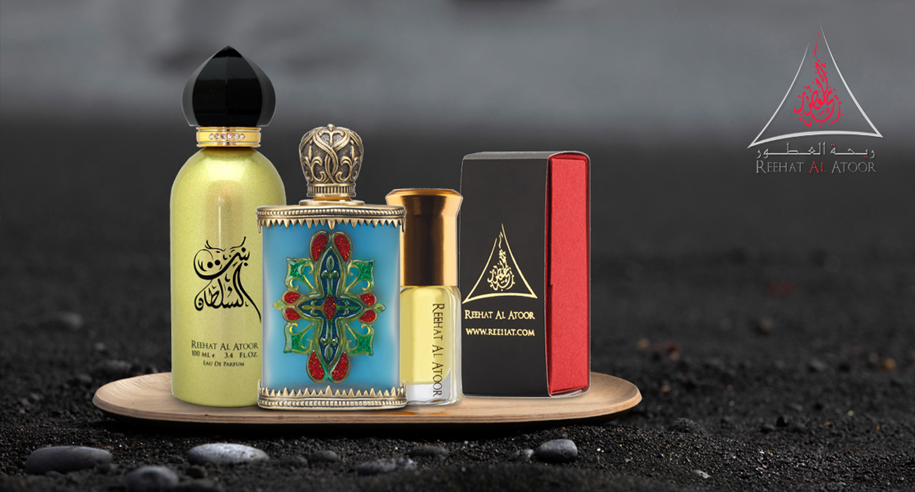 Create a Magical Aura with Exotic Luxury Perfumes from Reehat Al Atoor
