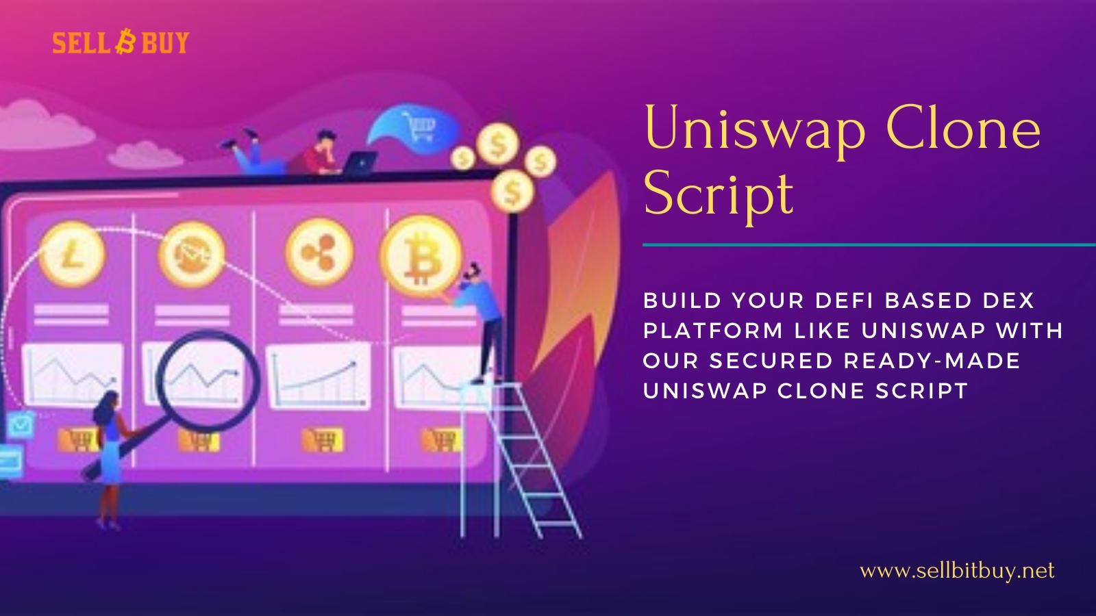 Steps To Start A Uniswap like P2P exchange On DeFi Platform   Start as a Business