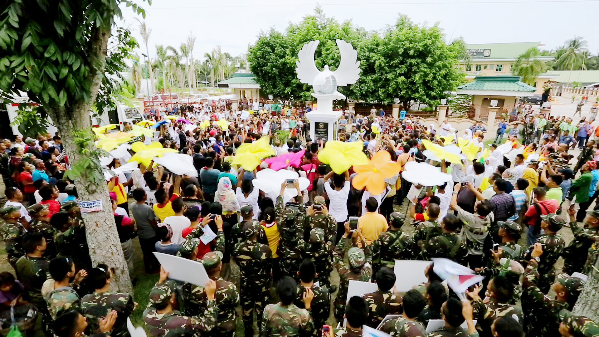 HWPL Brokers Peace Agreement, Ending 40-Year Religious Conflict in Philippines
