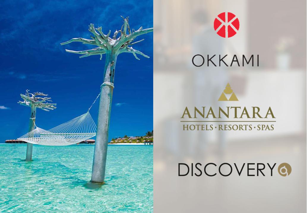 OKKAMI Partners with Anantara Hotel Group to Develop Anantara's Digital Host App