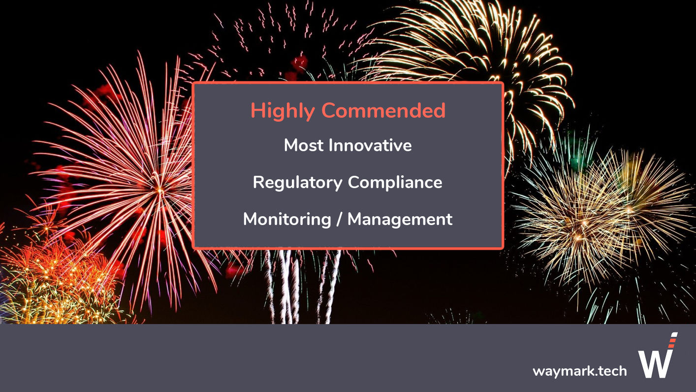 """Waymark Tech Receives """"Highly Commended"""" Recognition in the A-Team Innovation Awards"""