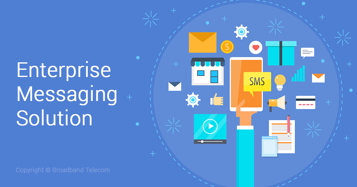 A2P SMS Messaging Services   Enterprise Messaging Solution Provider