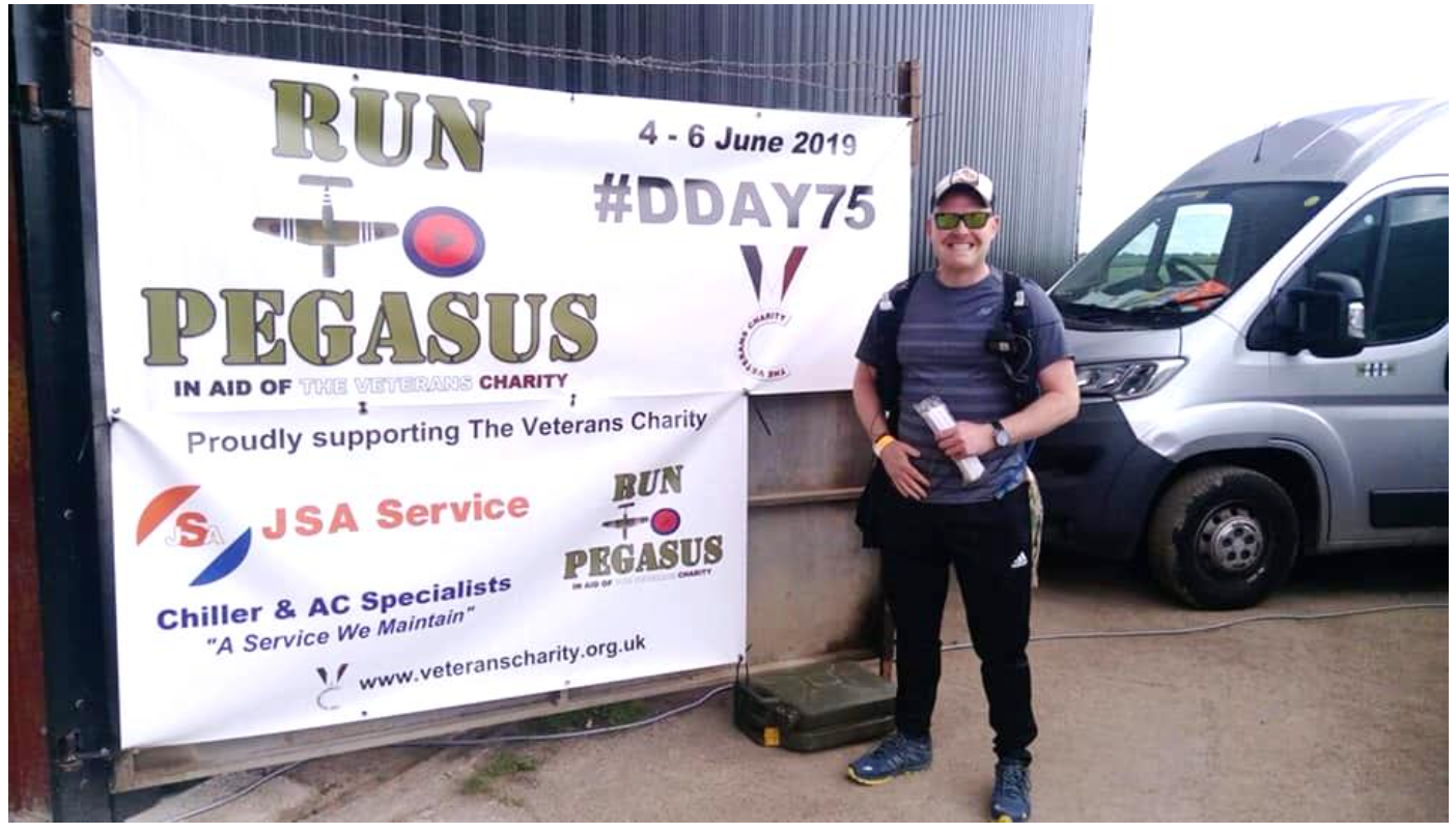 Leading Air Conditioning specialists, JSA Service, confirms continued commitment to the Armed Forces Community with support for The Veterans Charity