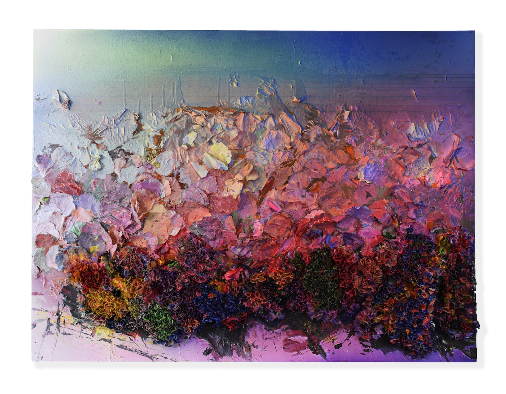 Zhuang Hong Yi's contemporary twist on art escapism, 'Essence' is set for a colourful spring début at HOFA Gallery