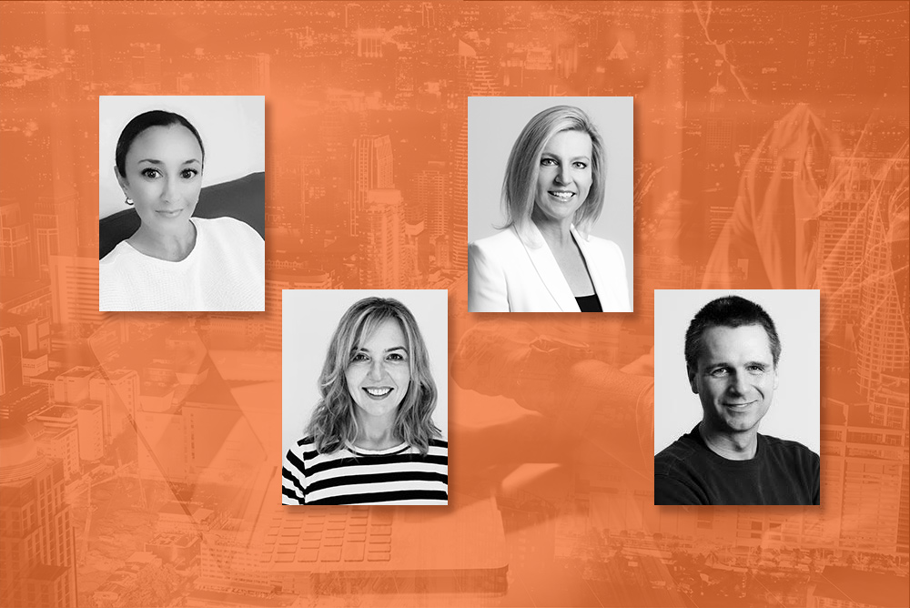 TrinityP3 appoints three and promotes one on the strength of business growth in Australia.