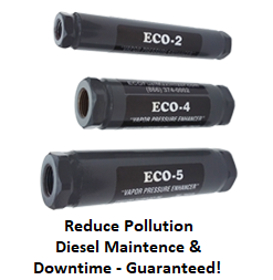 DIY - REDUCE Regens – Downtime - Maintenance Expenses, ECOFuelMax