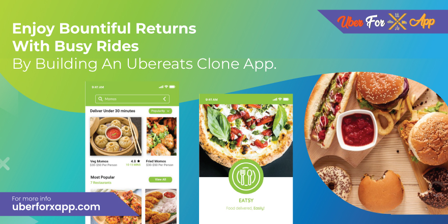 Ubereats Clone for seamless services