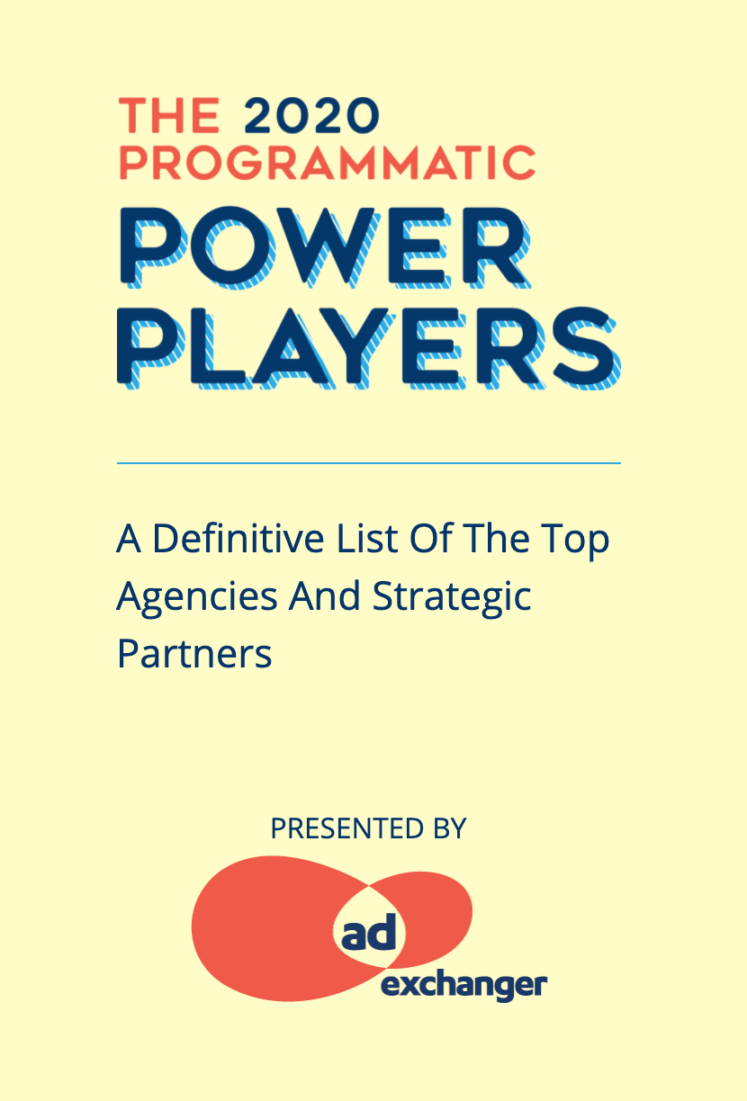 Xenoss is named in AdExchanger's Programmatic Power Players list