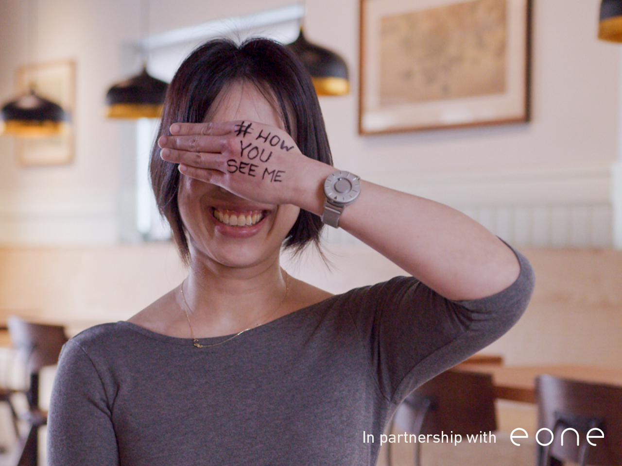 Eone's International Women's Day Campaign Empowers Women to Share their Stories #HowYouSeeMe