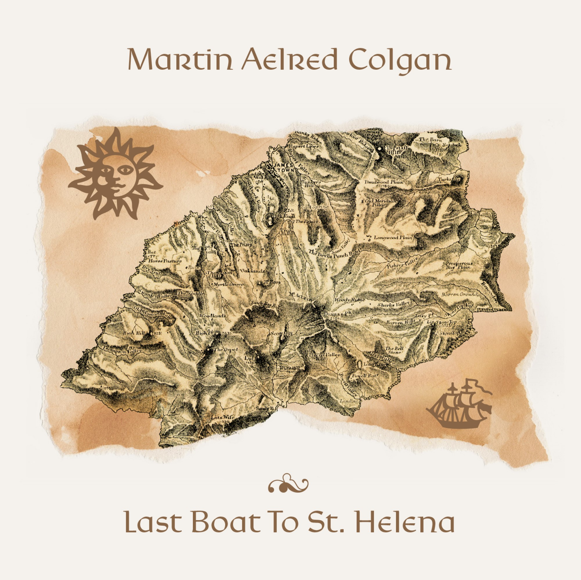 LOCKDOWN ISOLATION INSPIRES MUSICIAN TO MARK THE SAILING OF THE LAST BOAT TO ST HELENA
