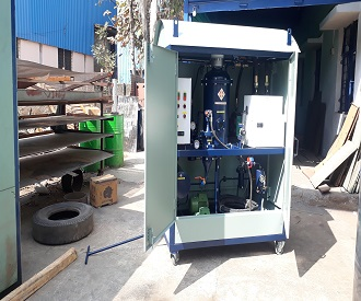 High-Vacuum Transformer Oil Filtration And Dehydration Plants In India - ARENGG.CO.IN