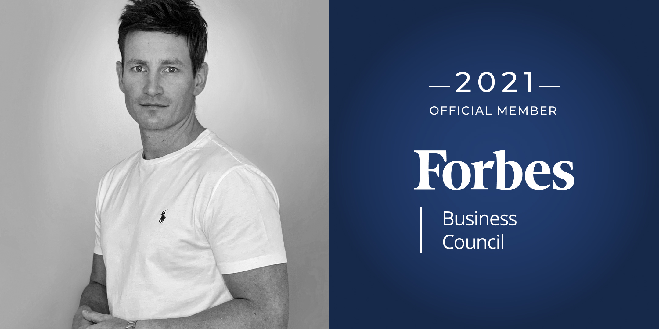 Richard Breitengraser accepted into Forbes Business Council