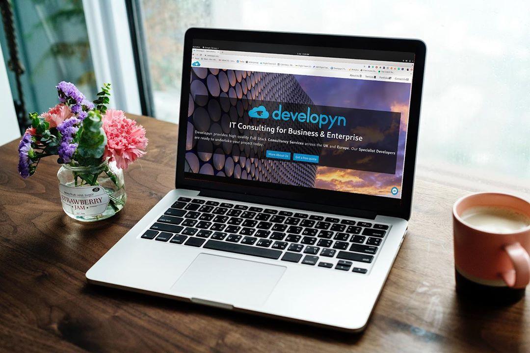 Stourbridge Web Development Startup Developyn On Track for £500,000 in 2021