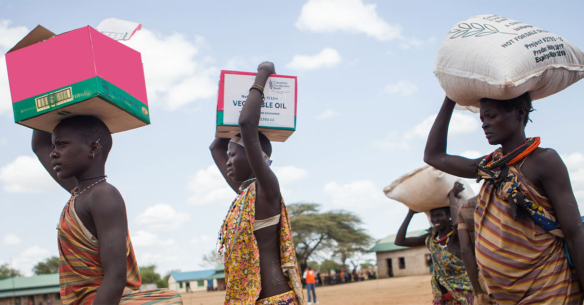 World Estimating donates healthy edibles to COVID-19 Patients of South Sudan for their quick recovery