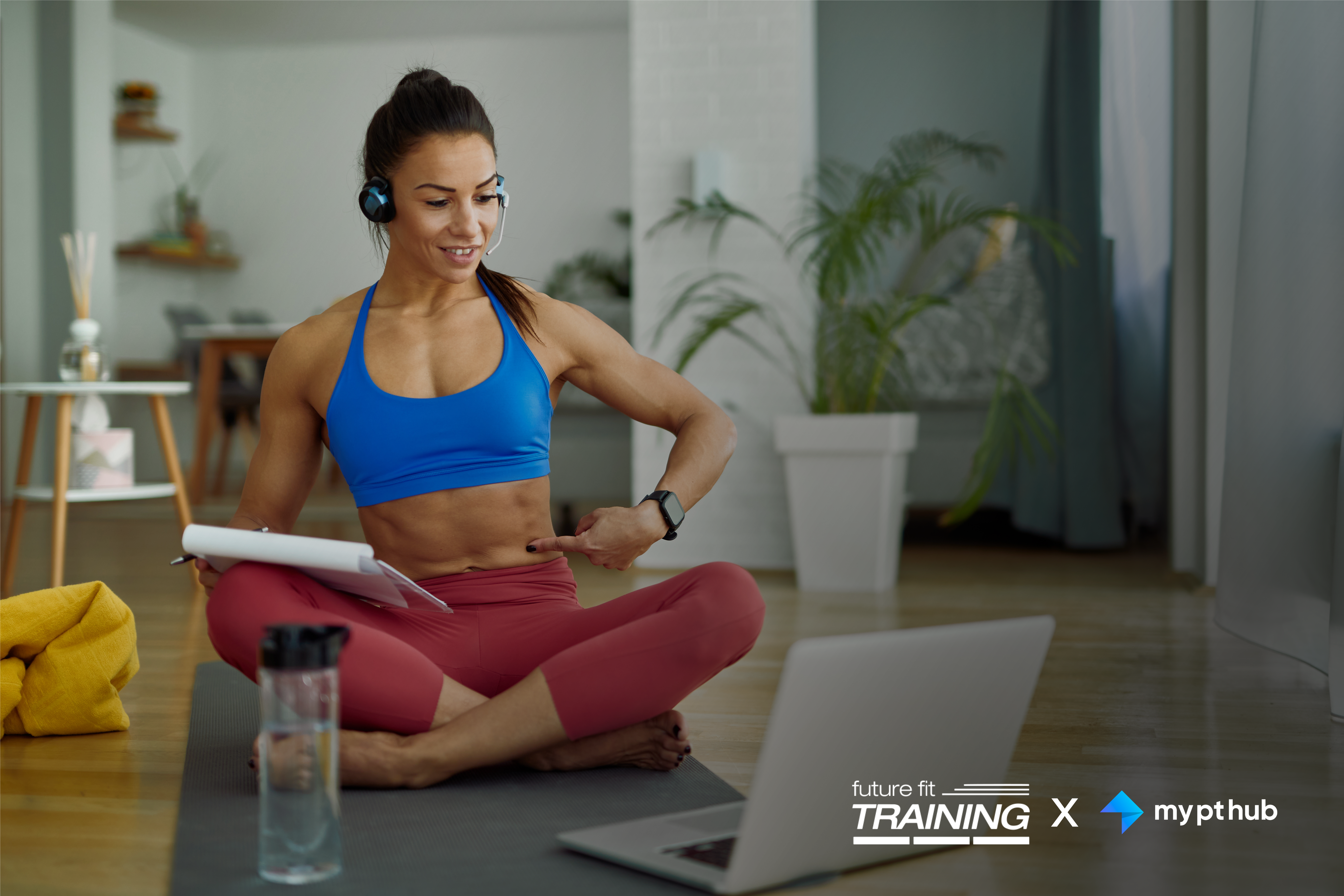 Future Fit Training Launches New Online Coaching Course in Partnership with My PT Hub