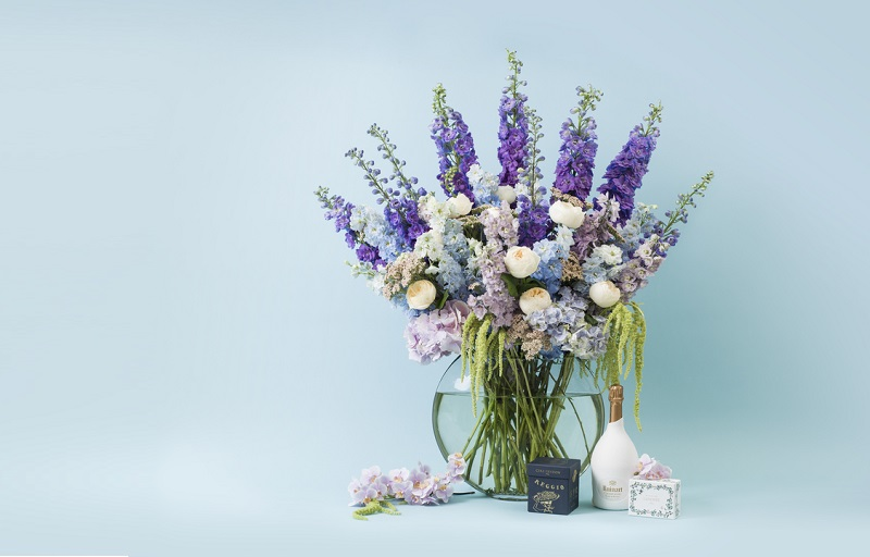 Luxury florist, Moyses Stevens, launches new collections and delivery services.