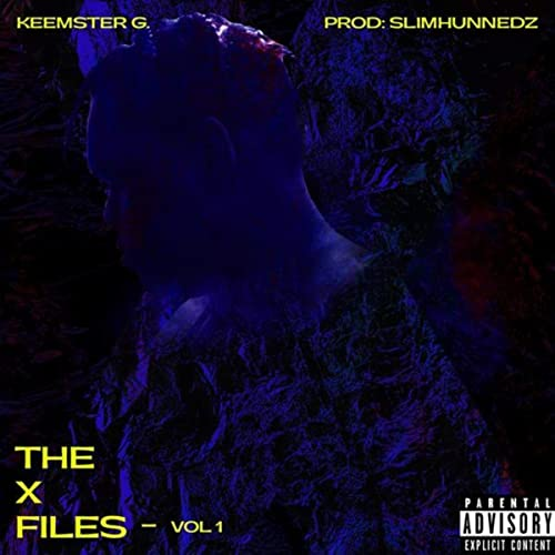 Keemster G releases new album 'The.X.Files (Vol. 1)'