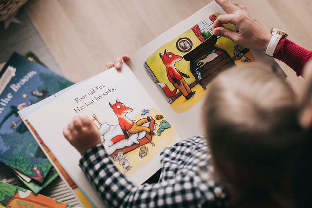 How To Choose The First Children Book For Your Child