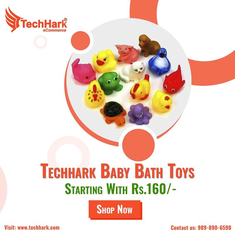 Techhark Baby Bath Toys