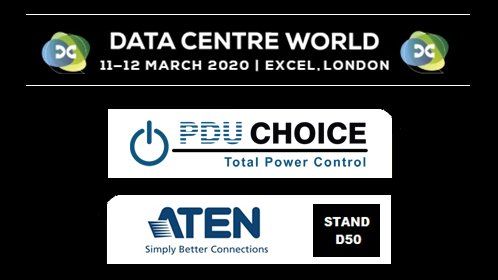 ATEN Partners with KVM Choice to Showcase at Data Center World 2020