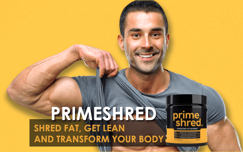 Prime Shred Product Review-What's New In This Fat Burner???