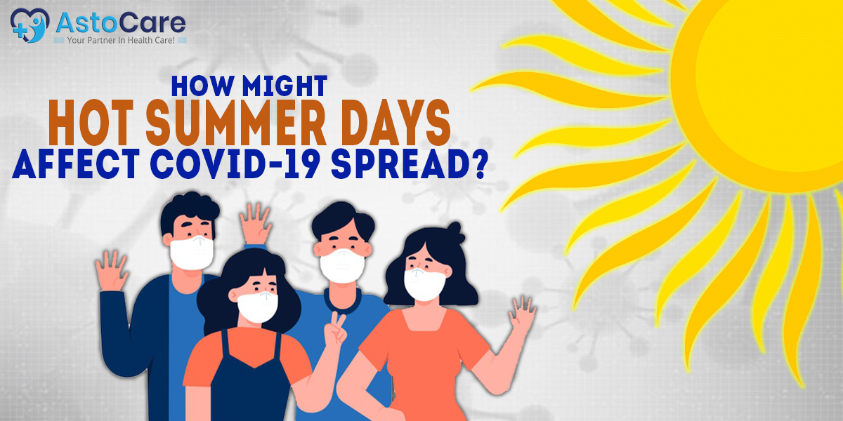 How Might Hot Summer Days Affect COVID-19 Spread