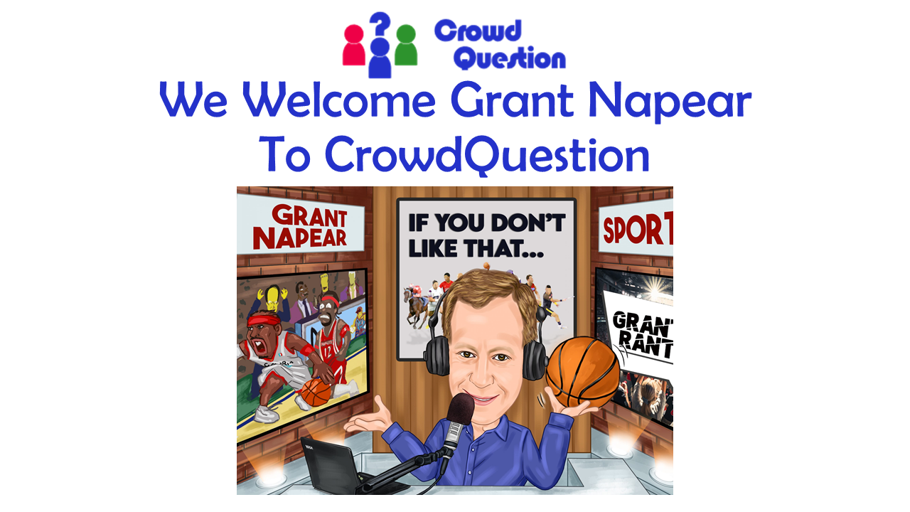 Grant Napear Uses CrowdQuestion Over Twitter For Podcast QA