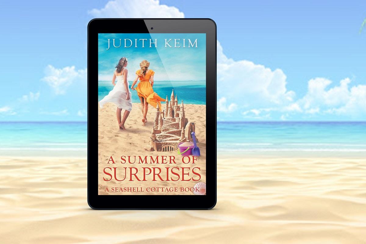 Author Judith Keim Releases New Romance / Women's Fiction Novel - A Summer of Surprises