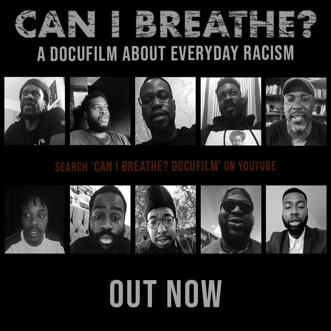 A DOCUFILM ABOUT EVERYDAY RACISM