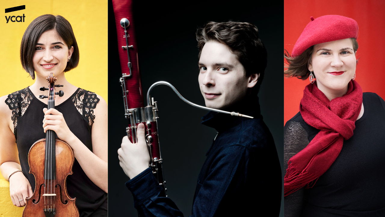 Young Classical Artists Trust raises £100,000 to support young musicians