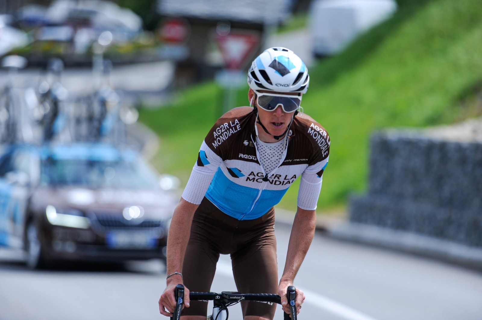 BOLLÉ SUPPORTS AG2R LA MONDIALE AT UPCOMING TOUR DE FRANCE WITH ITS LATEST CHRONOSHIELD SUNGLASSES