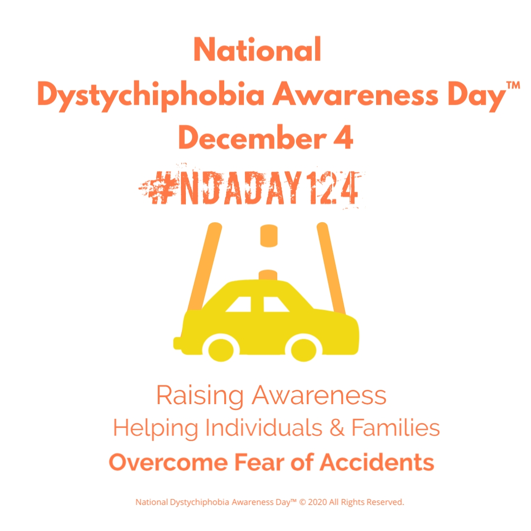 National Dystychiphobia Awareness Day™ #NBADAY124