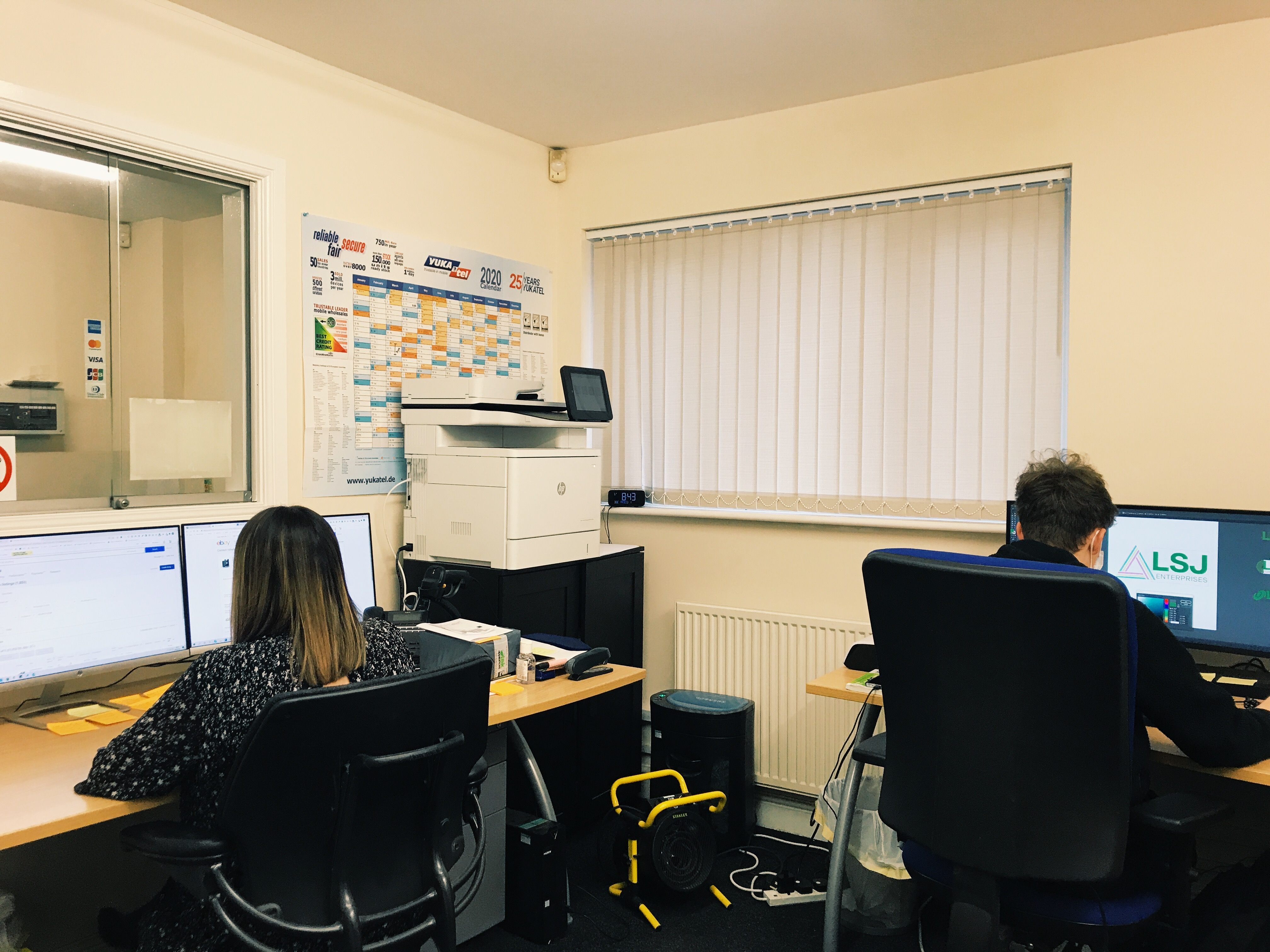 West Yorkshire-Based Wholesale Electronics Company (LSJ Enterprises UK Ltd) Launches B2B Service To Support Businesses Across The UK