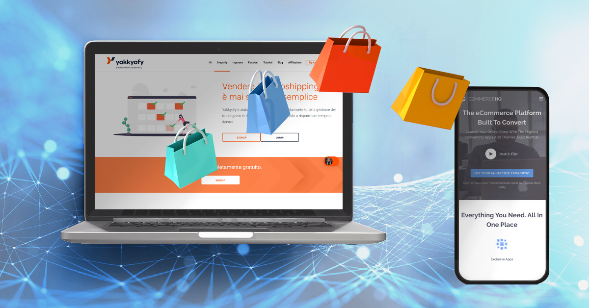 Yakkyofy and CommerceHQ Join Forces to Automate and Simplify eCommerce