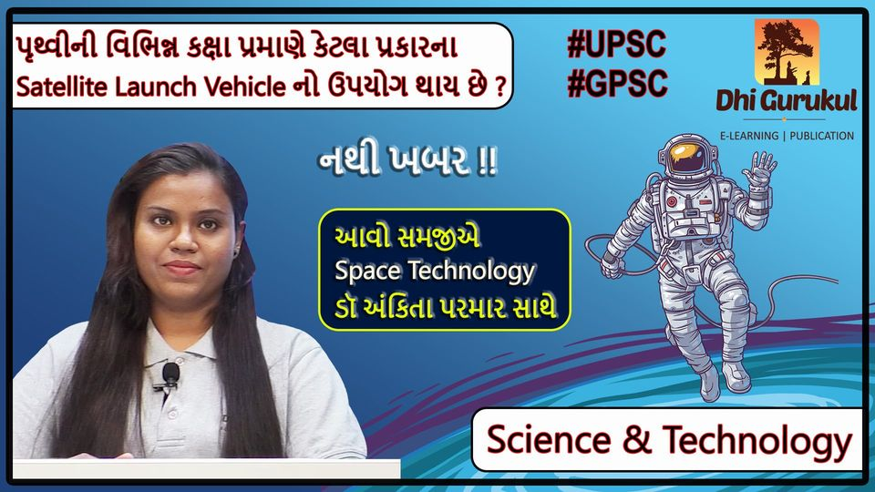Space Technology   Science and Technology   DHI GURUKUL