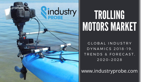 Increasing Popularity of Standup Paddle Boarding and Canoeing to Drive the Trolling Motors Market