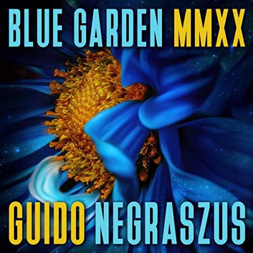 Guido Negraszus releases new album 'Blue Garden MMXX'