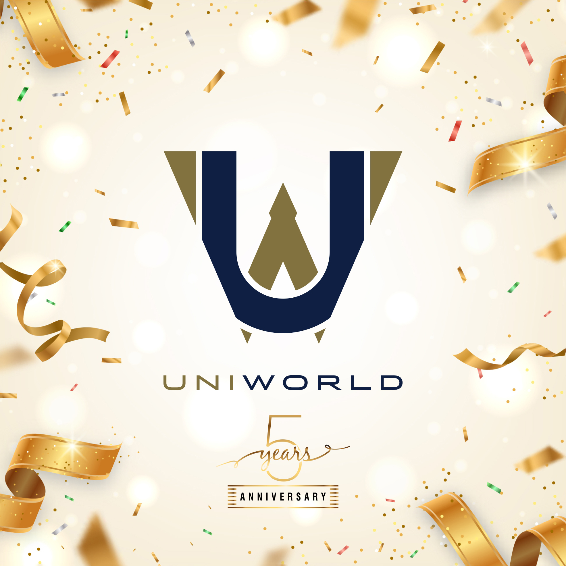 UNIWORLD STUDIOS REVEAL NEW BRAND IDENTITY WITH A REDESIGNED LOGO
