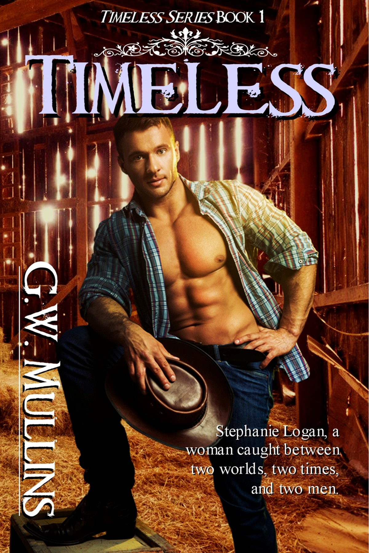 "Light Of The Moon Publishing Releases New G.W. Mullins Time Travel Fantasy Romance Novel, ""Timeless"""
