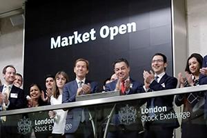 STEVE MUEHLER 'ON THE CORNER OF MAIN STREET AND WALL STREET' ANNOUNCES INTERNATIONAL STOCK EXCHANGE SERIES