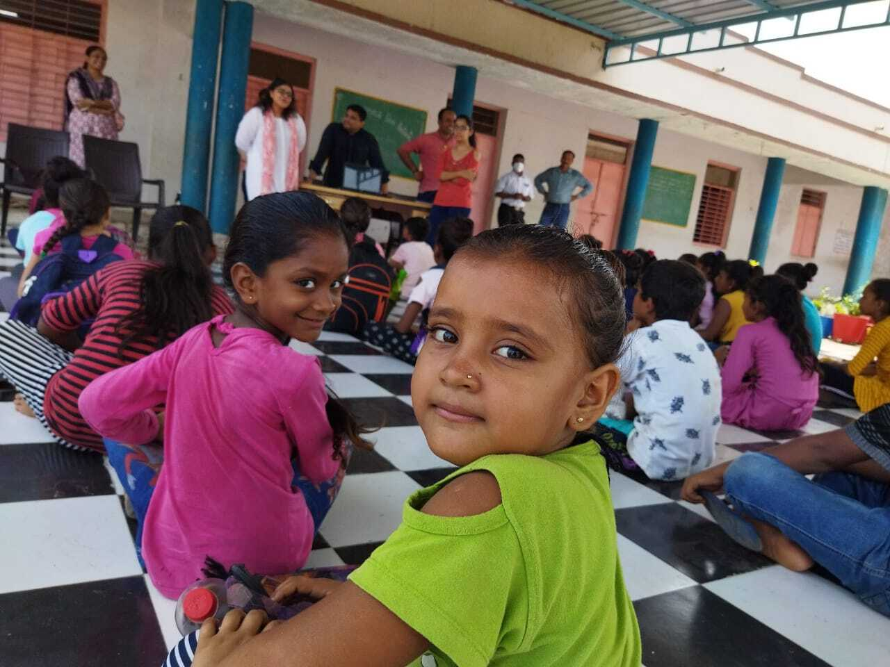 The Monkey That Guides Children in India To Learn English Digital Initiative & Collaboration of NGO Go Dharmic & Klik2learn -A Literacy Learning Program To Bridge Learning Loss/Gap