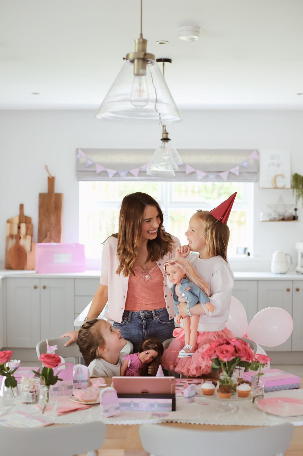 DesignaFriend are on a mission to ensure all children get the special birthday they deserve during lockdown with free downloadable birthday packs full of fun activities, games and decorations