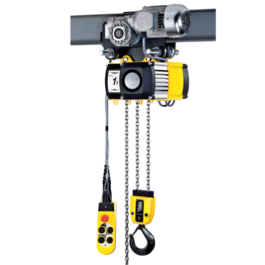 Meeting the Standards of 1000 kg Electric Hoist By Bishop