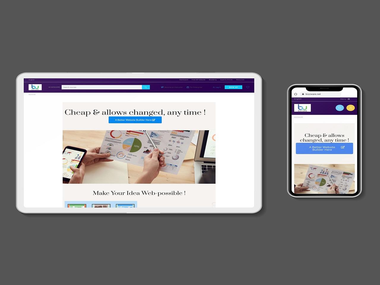Introducing BizzWare Exclusives Portal of Digital Solutions