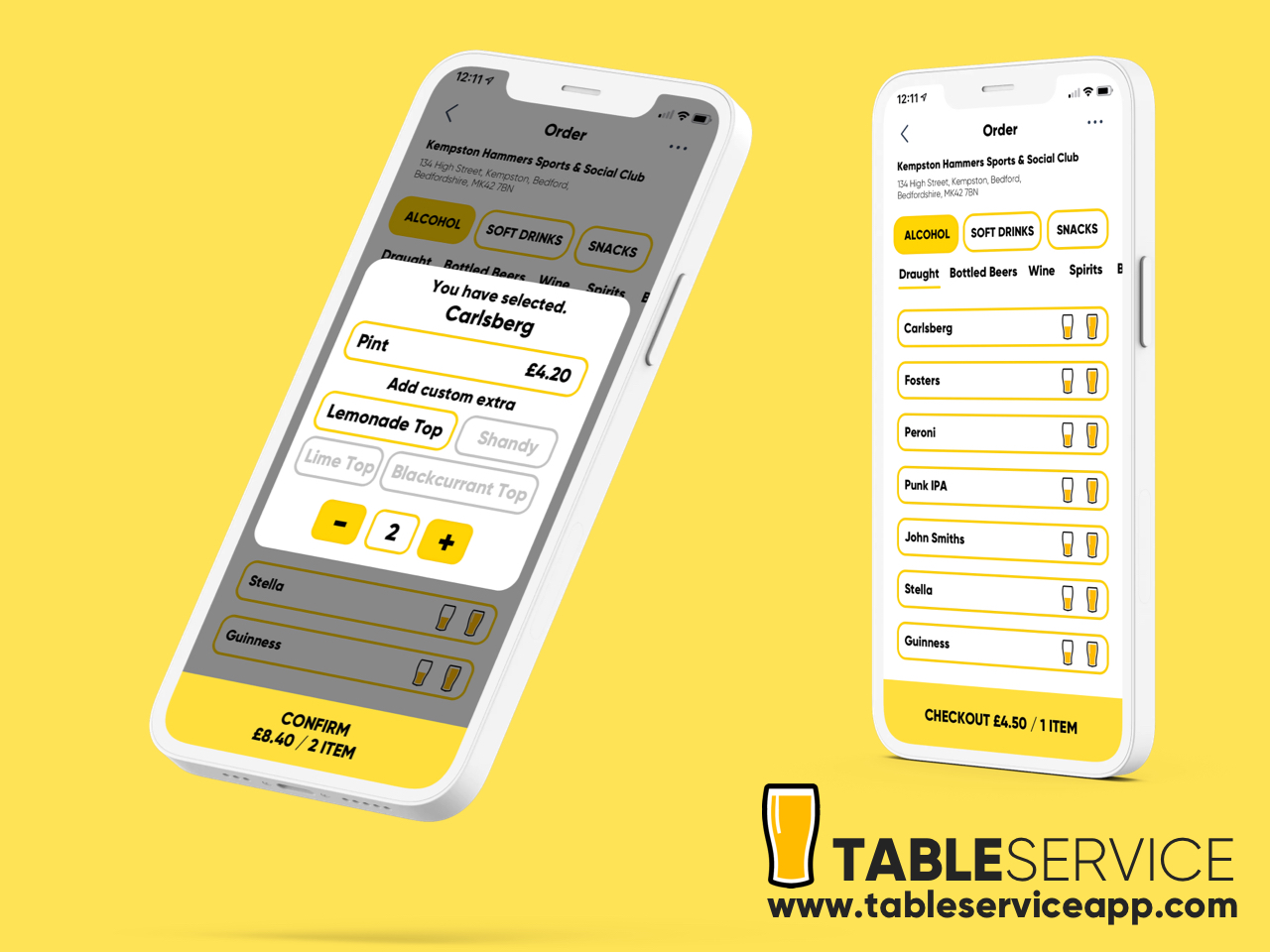 Leading App Developer Takes On Table Service Challenge